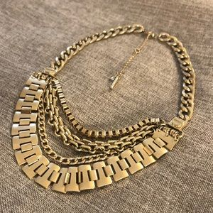 Kenneth Cole 4 strand necklace